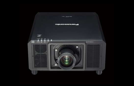 Panasonic PT-RQ22K: laser da 20 mila lumen e suggestive  immagini in 4K+