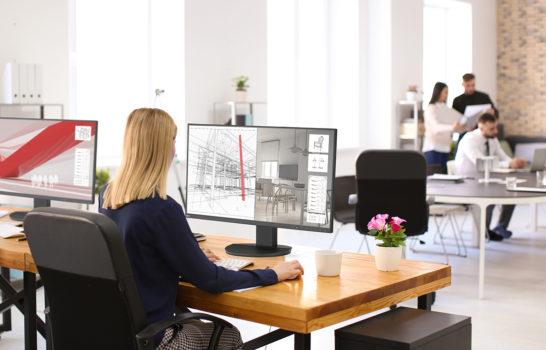 Nuova generazione di display da 27 pollici NEC per postazioni di lavoro più rilassanti