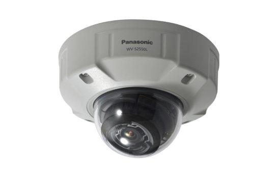 Panasonic presenta 3 telecamere di rete dome/box da 5 MP con tecnologia H.265