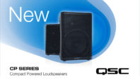 QSC Serie CP, massima compattezza e prestazioni da riferimento