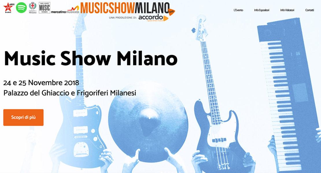Da Milano a Roma, per Adeo novembre suona tutta un'altra musica