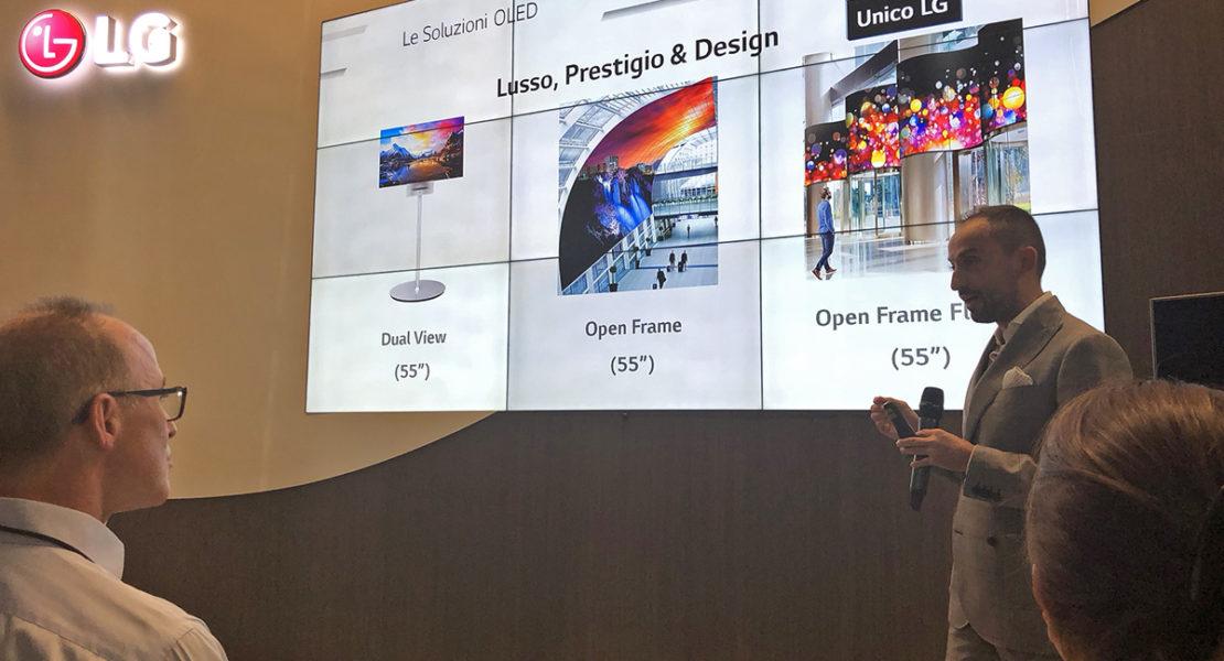 LG Academy, il miglior modo di comunicare tecnologie e soluzioni cutting-edge