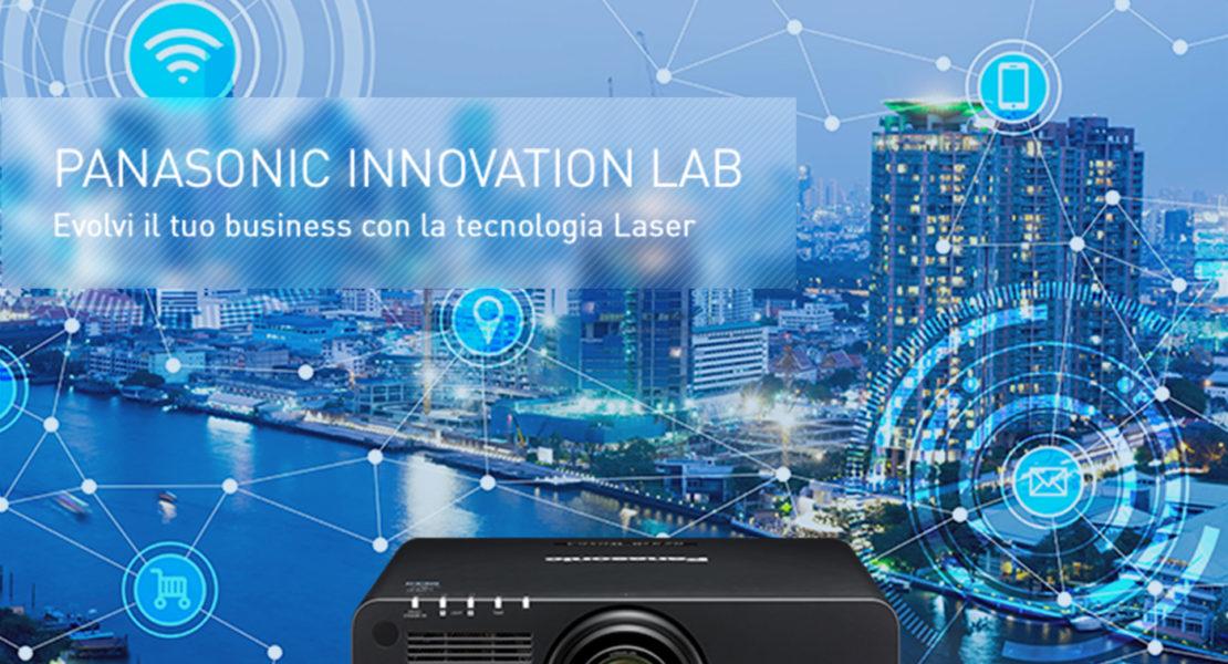 Panasonic Innovation LAb – Tour tecnico evolvi il tuo business con la tecnologia laser