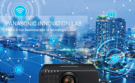 Panasonic Innovation LAb – Tour tecnico evolvi il tuo business con la tecnologia laser