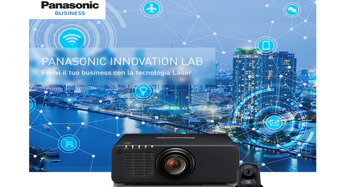 Panasonic Innovation Lab, a novembre l'aggiornamento tecnico ti segue