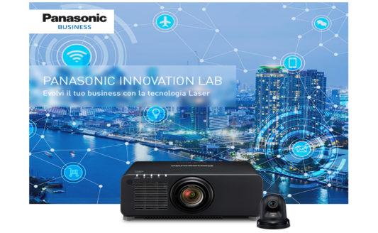 Panasonic Innovation Lab, a novembre l'aggiornamento tecnico ti segue