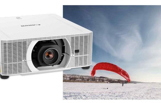 VIDEOPROIEZIONE – Canon XEED La nuova serie WUX – Proiezioni al top