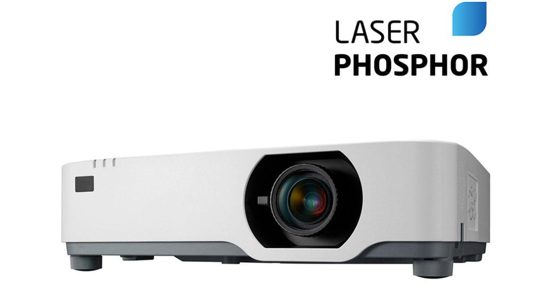NEC lancia i proiettori con sorgente laser più silenziosi della storia