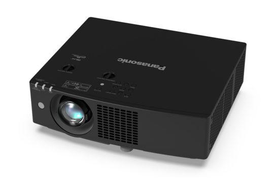 Panasonic presenta la serie di vpr laser portatili da 6000 lumen più piccoli al mondo