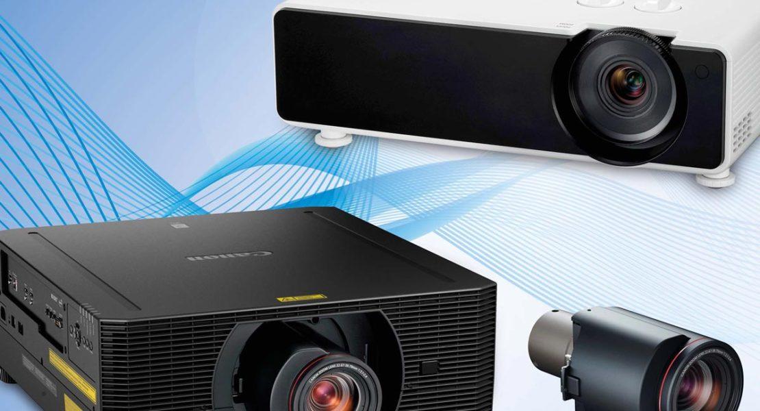 Videoproiezione – Canon, ecco i nuovi 4K