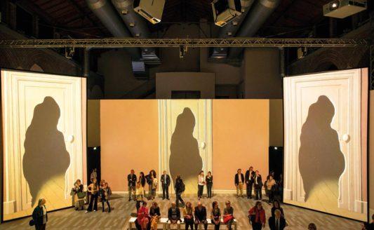VIDEOPROIEZIONE – Canon al servizio dell'arte di René Magritte
