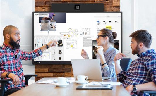 NEC lancia soluzioni di collaborazione interattive per meeting sempre perfetti