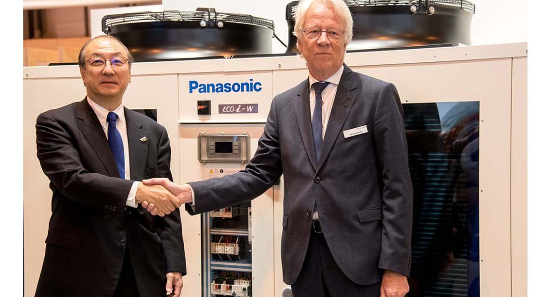 Panasonic Systemair partnership