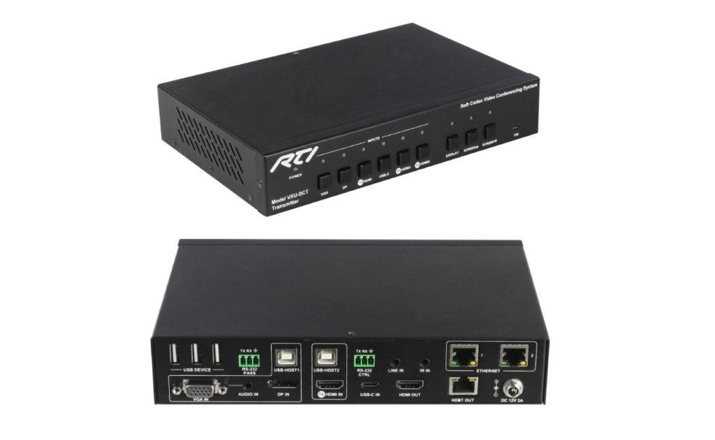 RTI VXU-SCR