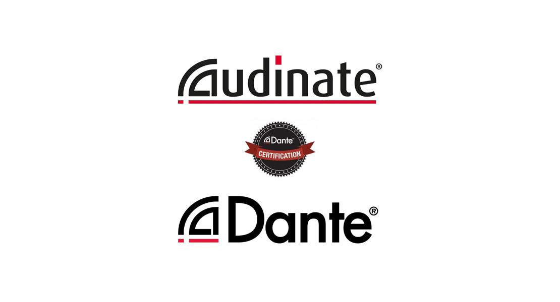 Dante Certification Training Level 1: introduction to Dante – 6 Maggio 2019