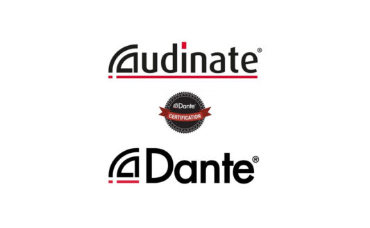 Dante Certification Training Level 2: intermediate Dante Concepts – 7 Maggio 2019
