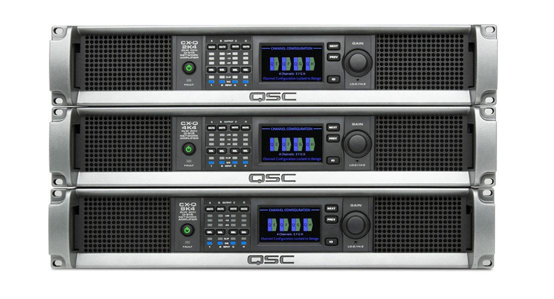 QSC CX-Q Series