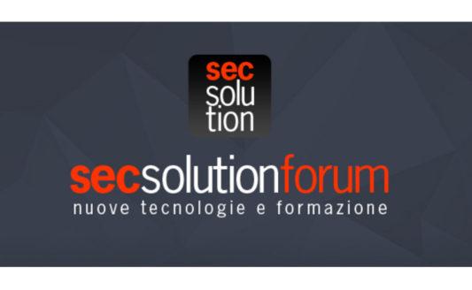 Secsolutionforum