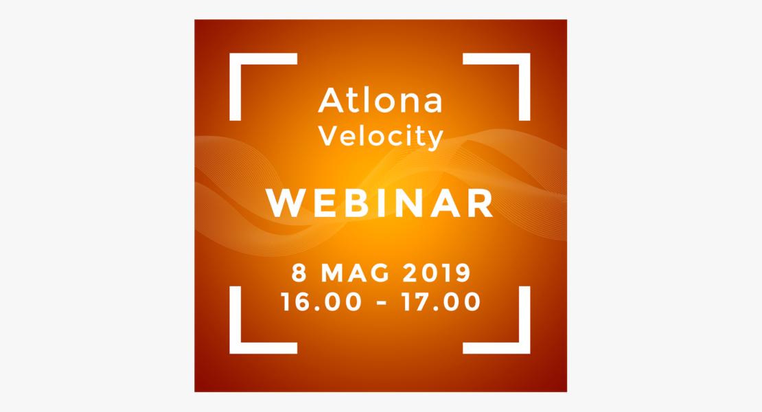 I webinar di maggio: Atlona Velocity