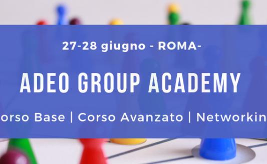 27 e 28 Giugno a ROMA  Corso base e avanzato di Networking