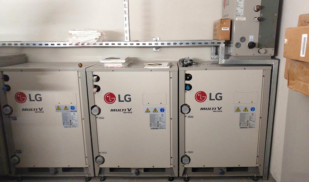 LG Multi V Water IV