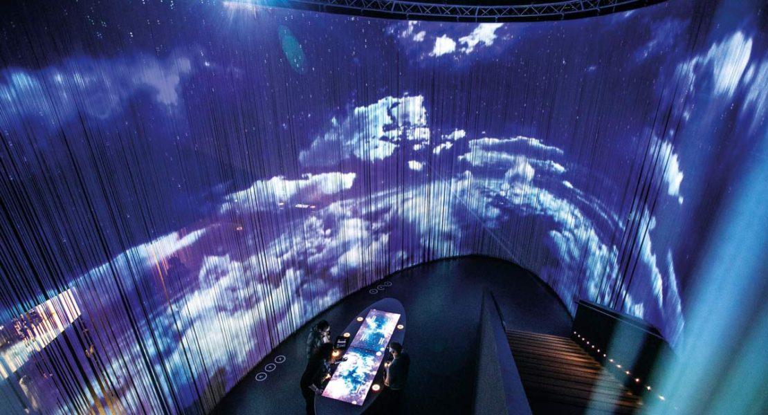 ENTERTAINMENT – Museo Lavazza: a Torino l'installazione interattiva di Acuson