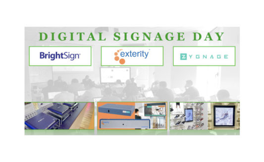 Digital Signage Day