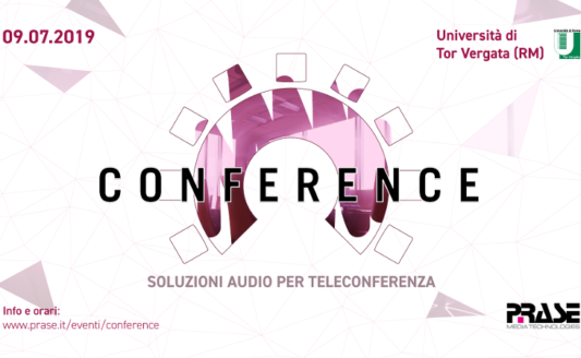 Prase – Conference | Soluzioni Audio per Teleconferenza