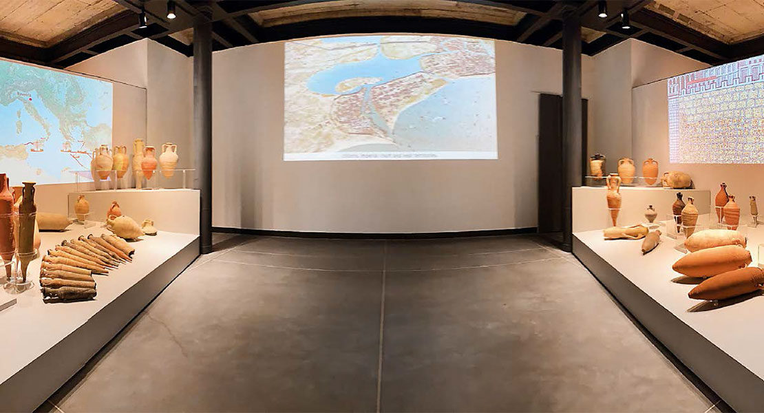 Automazione di Classe. L'intera storia d'Italia esposta in un museo automatizzato