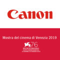 Canon Cinema di Venezia 2019