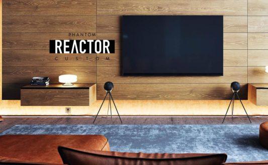 MULTIROOM AUDIO – Devialet – Phantom Reactor Custom