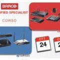 Corsi di certificazione Barco riguardanti i prodotti Barco ClickShare e wePresent