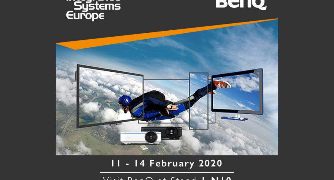 Benq ISE 2020