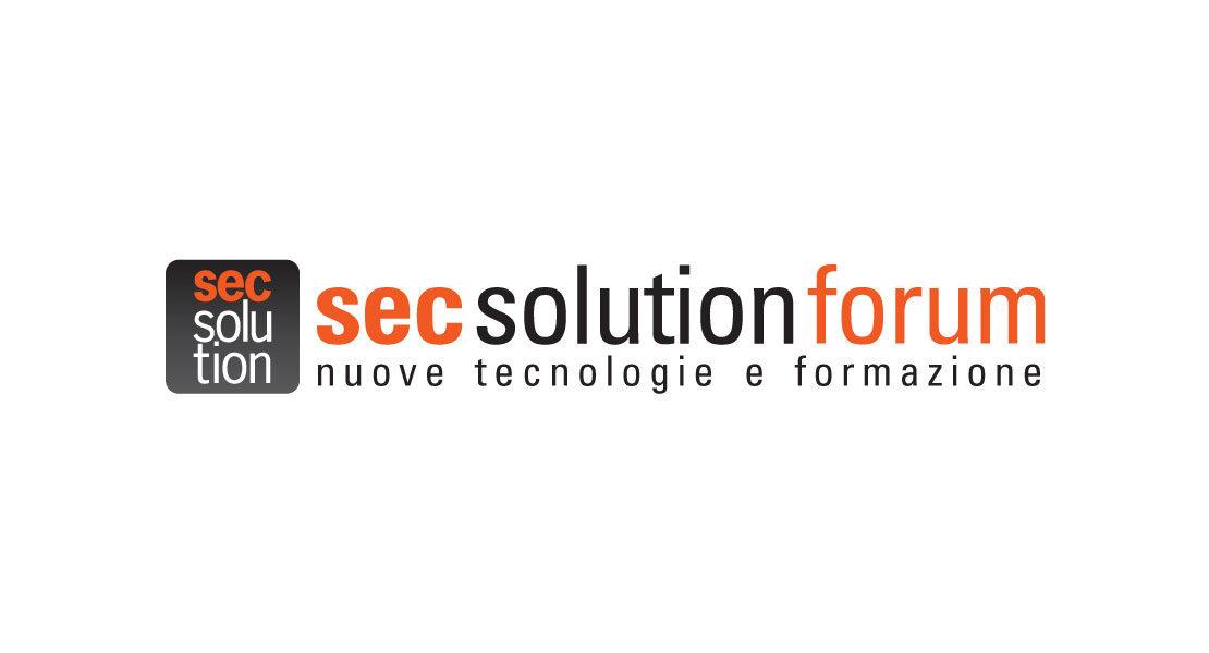 Secsolutionforum Pescara: POSTICIPATA L'EDIZIONE 2020 La mostra convegno si svolgerà il 18 giugno 2020