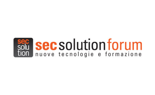 Secsolutionforum 2020: l'appuntamento con la sicurezza torna a Pescara