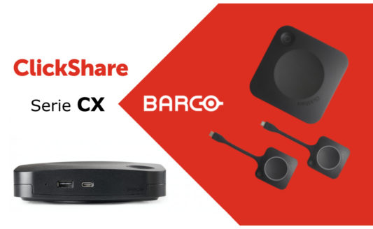 Barco ClickShare Conference