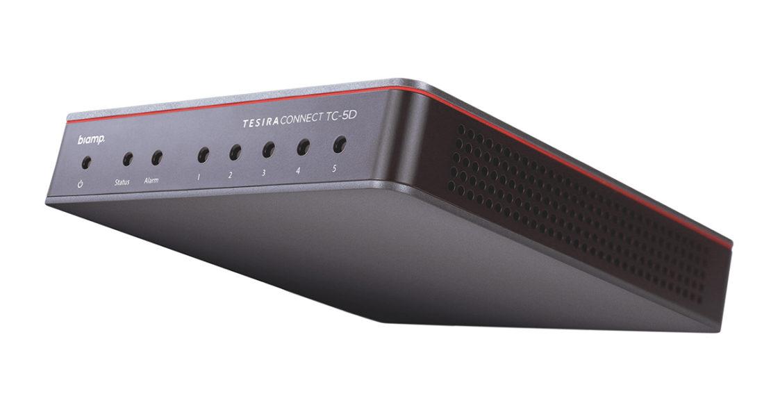 Biamp TesiraConnect TC-5D