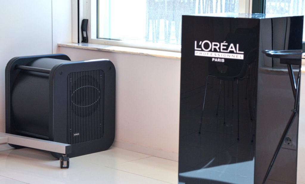Genelec 7070A - L'Oréal Academy