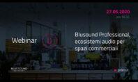 Webinar Bluesound Professional