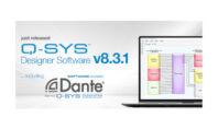 QSC Q-SYS Dante