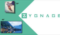 Zygnage display BrightSign integrato