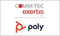 Comm-Tec distribuisce Poly