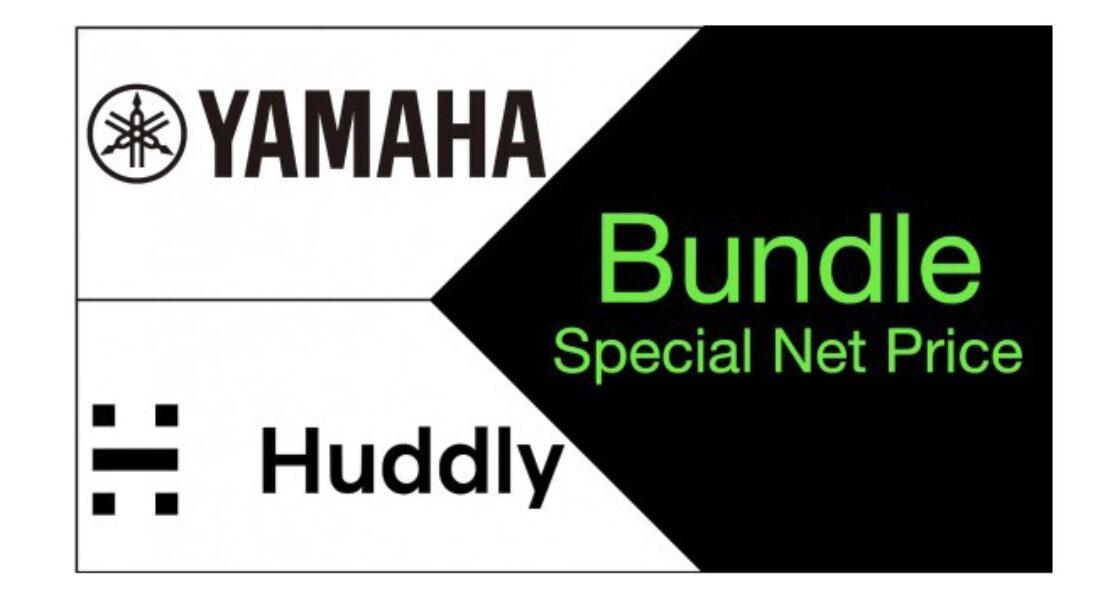 bundle Yamaha/Huddly