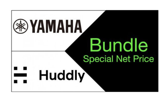 bundle Yamaha/Huddly