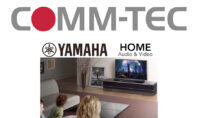 Comm-Tec distribuisce Yamaha Home AV