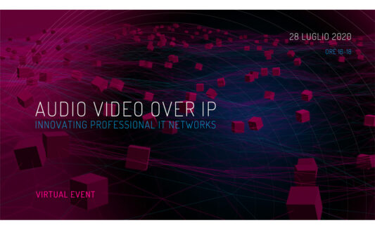 Prase Audio-Video over IP