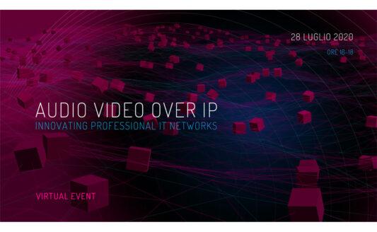 Prase Audio-Video over IP
