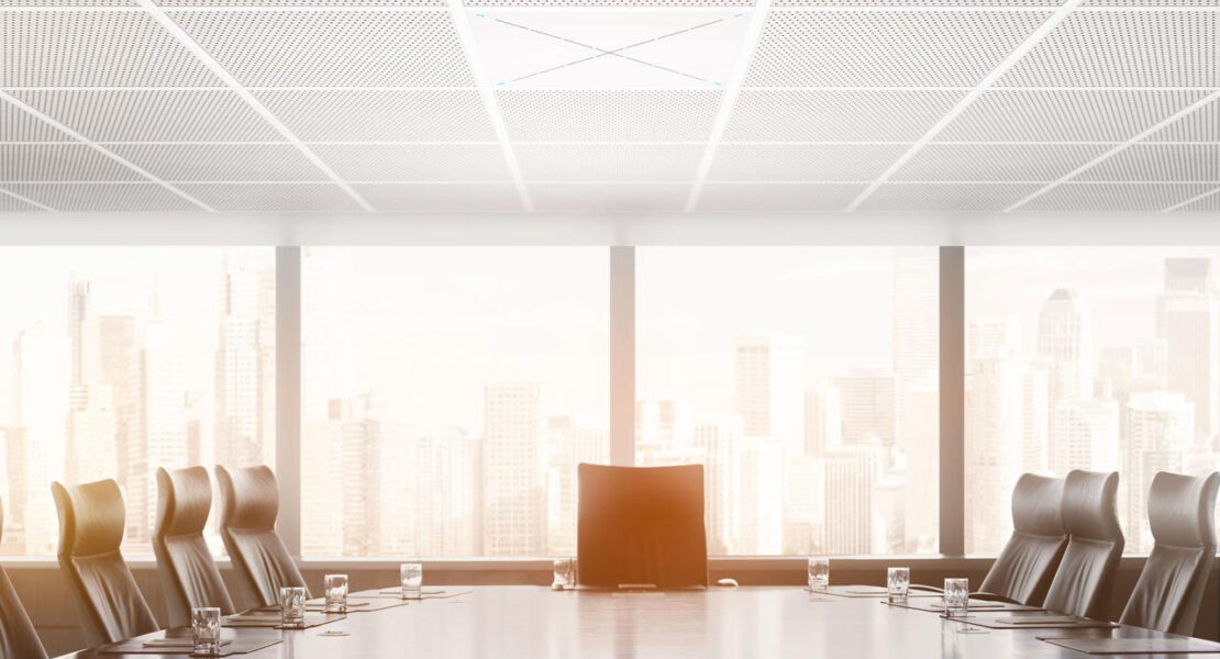 Sennheiser TeamConnect Ceiling 2 e Zoom