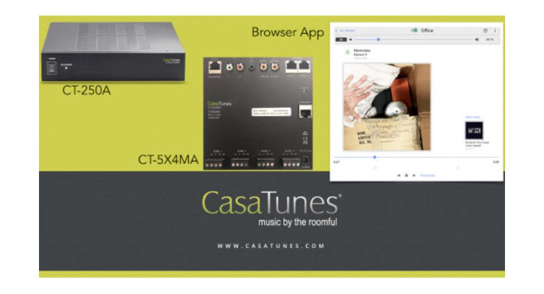 CasaTunes news 2020