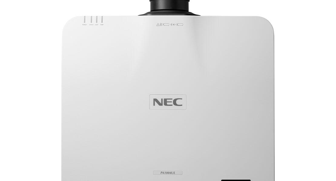 NEC videoproiettore laser PA804UL